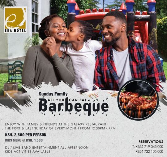 All You Can Eat Barbeque Sundays At Eka Hotel