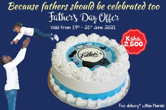 Cake City Special Fathers Day Offer
