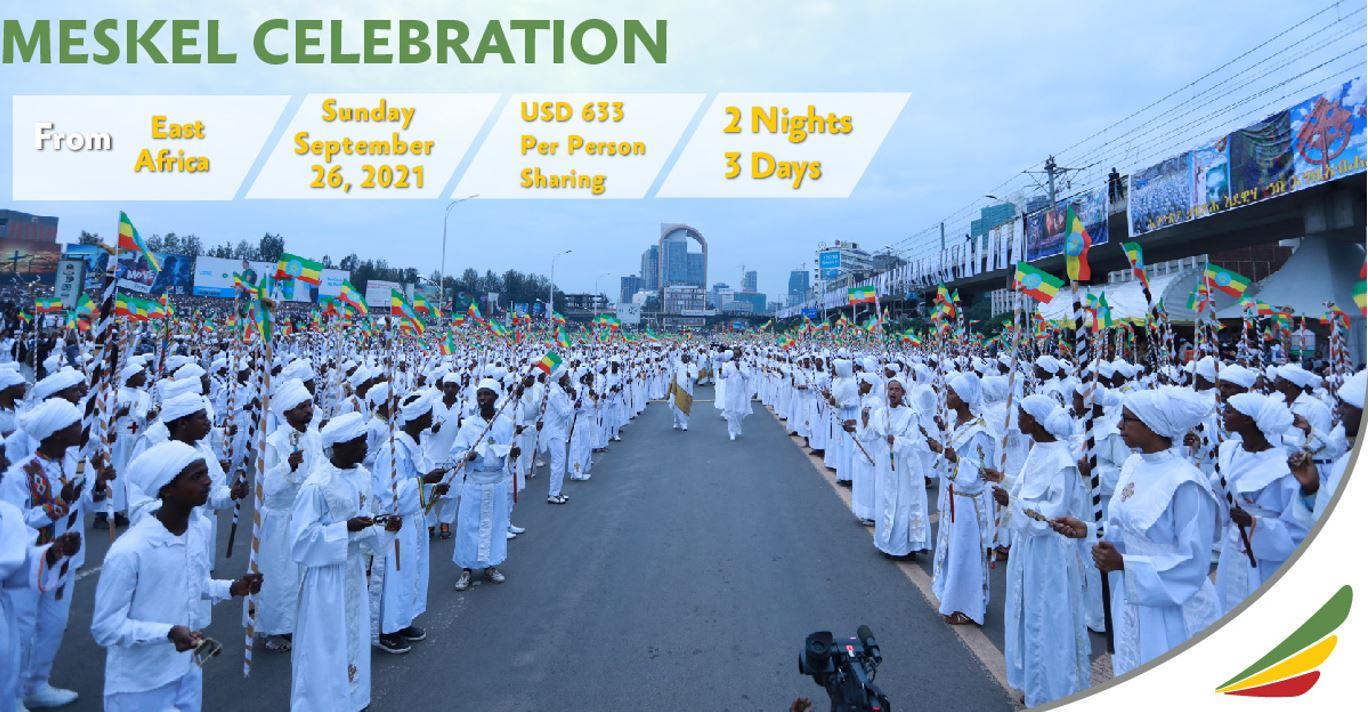 Ethiopian Meskel Celebration