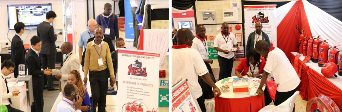 Welcome to East Africa's leading exhibition for fire professionals