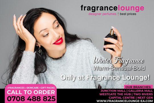 Winter fragrances