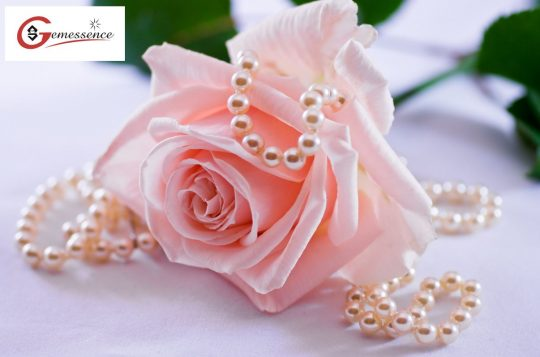 Gemessence Pearl Necklaces