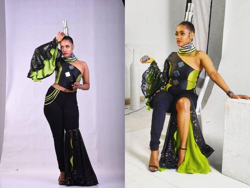 Infinix Zero 8 Inspired Garments by Sally Karago