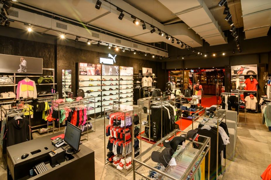 Puma Opens its First Store in East Africa in Nairobi, Kenya
