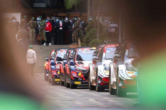 Plastic Free Safari Rally Kenya