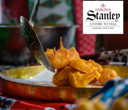 Swahili Breakfast Nairobi Every Friday at the Sarova Stanley