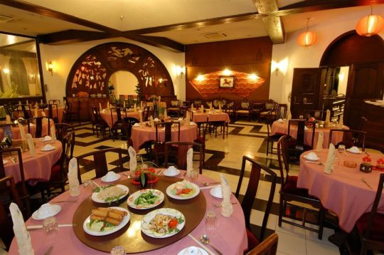 Authentic Chinese Cuisine in Mombasa at The Baobab Holiday Resort Mombasa