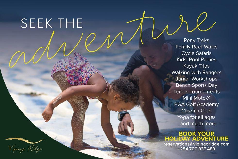 Vipingo Ridge - Book Your Holiday Adventure