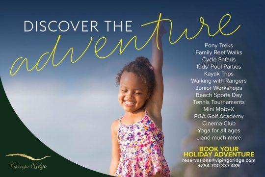 Discover The Adventure at Vipingo Ridge