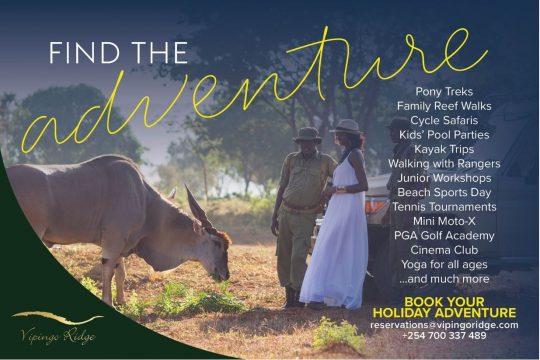Find The Adventure at Vipingo Ridge