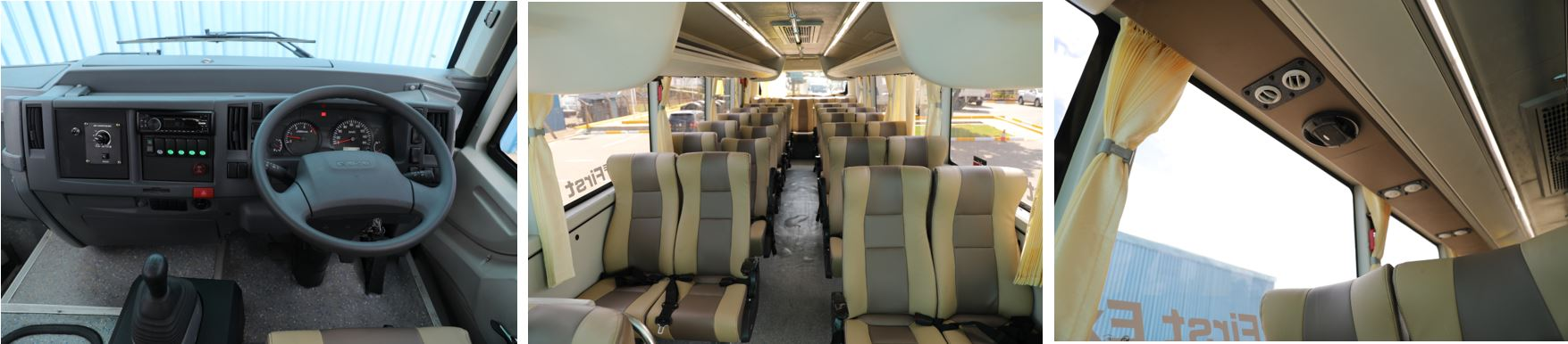 Zuri Luxury Bus for Leisure, Corporate and Educational Institutions