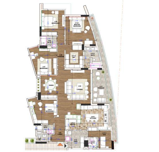 le-vert-floor-plan-open-house week22