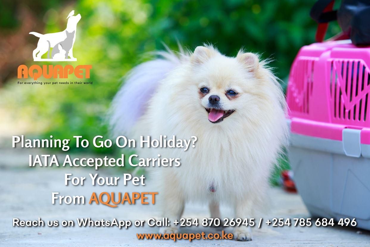 Aquapet Pet Carrier Main Image