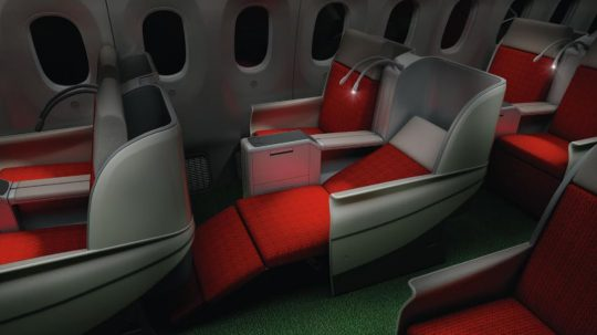 Free Business Class Upgrade with Ethiopian Airlines