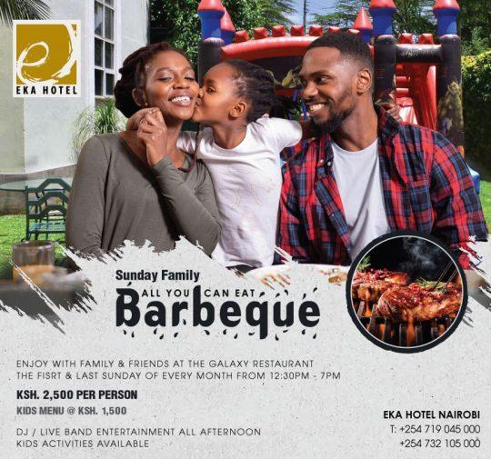 Eka Hotel Sunday Family BBQ