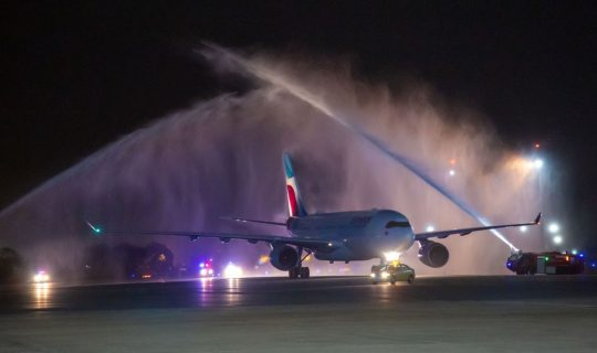 New Leisure Airline Eurowings Discover Commences Direct Flights to Mombasa
