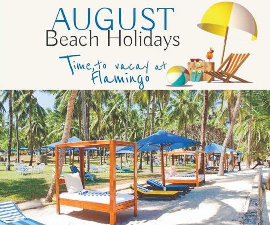 August Beach Holidays Mombasa
