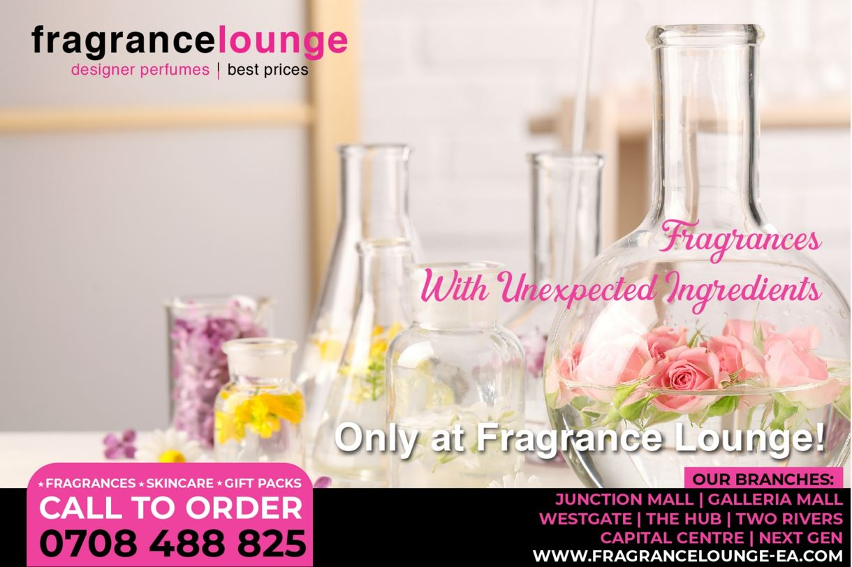Fragrance Lounge Fraganaces with Unexpected Ingredients Main