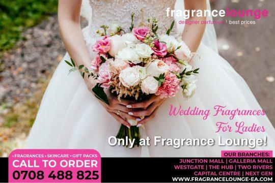 Wedding Fragrances For Ladies