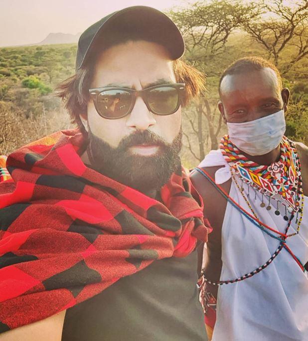 Kenya Wildlife Conservation with Hardik Shiva Vyas
