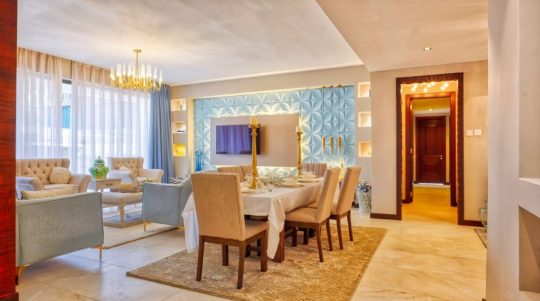 Bespoke Designer Nairobi Apartments - Le Vert
