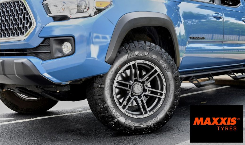 MAXXIS Tyres For Your 4x4 Vehicle