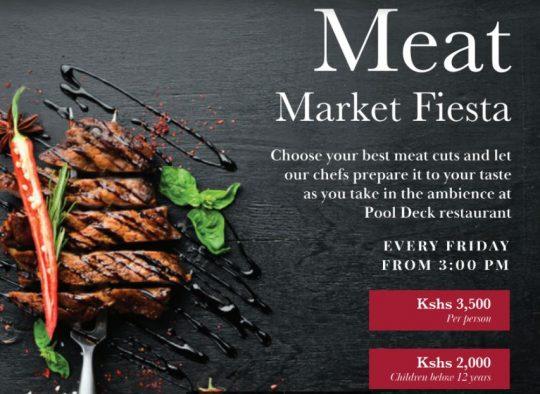 Meat Market Fiesta - Sarova Stanley Nairobi
