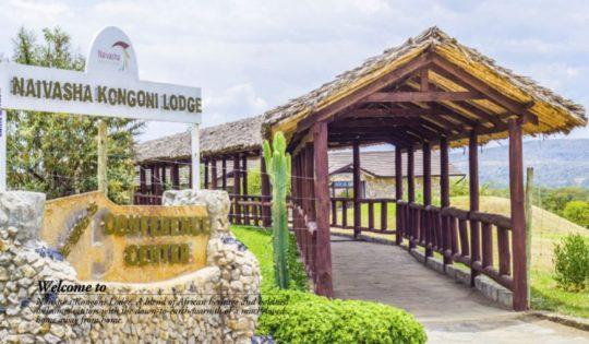 Naivasha Kongoni Lodge Conferencing