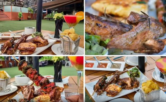 Prideinn Azure Weekend Barbeque Offers