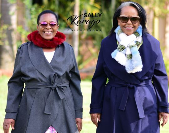 How to Stay Stylish in July Cold Weather