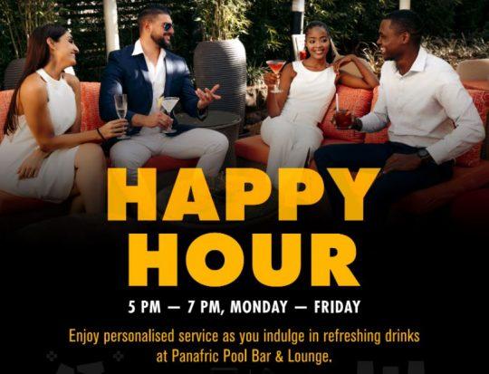 Happy Hour Nairobi Special!
