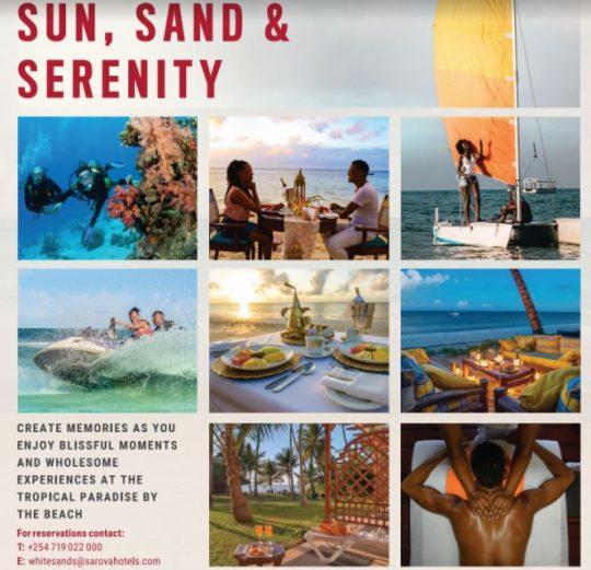 Sarova Whitesands Beach Resort & Spa - Sun, Sand & Serenity