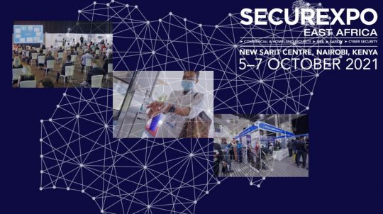 Exhibit at the Largest Security Exhibition in Eastern Africa
