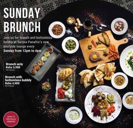 Best Sunday Brunch in Nairobi!