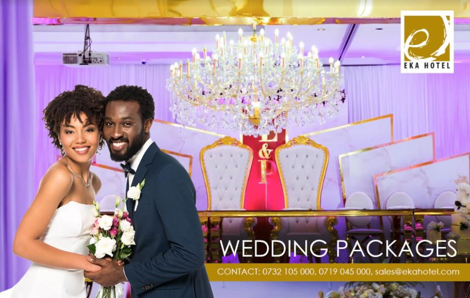 Wedding Packages at Eka Hotel Nairobi