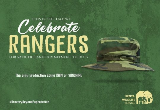 World Ranger Day 2021 - Celebrating Unsung Keepers of the Wild
