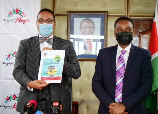 New Magical Kenya Tourism and Travel Health and Safety Protocols