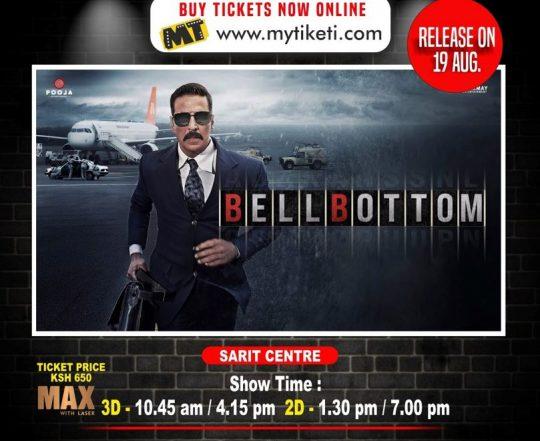 Century Cinemax Sarit Centre Movie Line Up Week 33