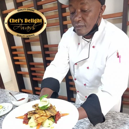 Chefs Delight Grilled Tilapia Recipe by Osotua Naivasha's Chef James Munyao