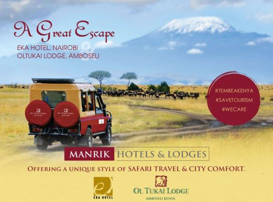Amboseli & Nairobi Unique Style Travel & City Comfort