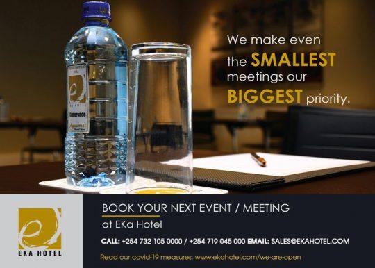 Home Of Meetings & Events - Eka Hotel, Nairobi