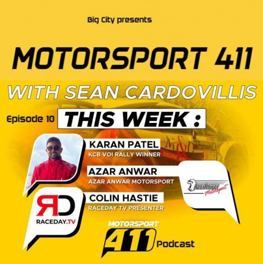 Sean Cardovillis Interview With Karan Patel, Azar Anwar & Colin Hastie