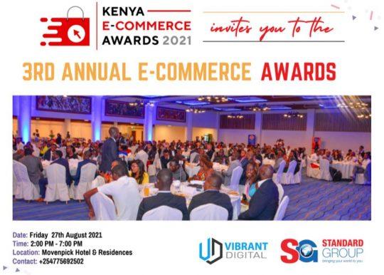 Kenya E-Commerce Awards 2021
