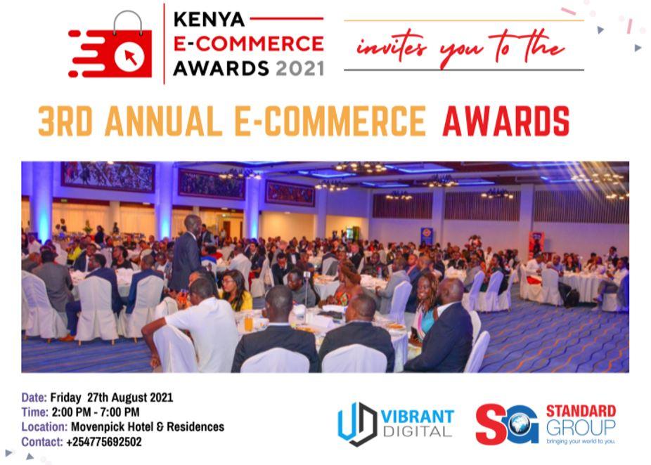 The 3rd Annual Kenya E-Commerce Awards 2021