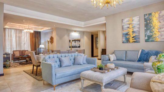 Luxury Apartment Nairobi - Make Le Vert Your Home