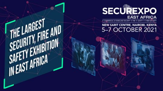 Securexpo East Africa - Sarit Exhibition Centre