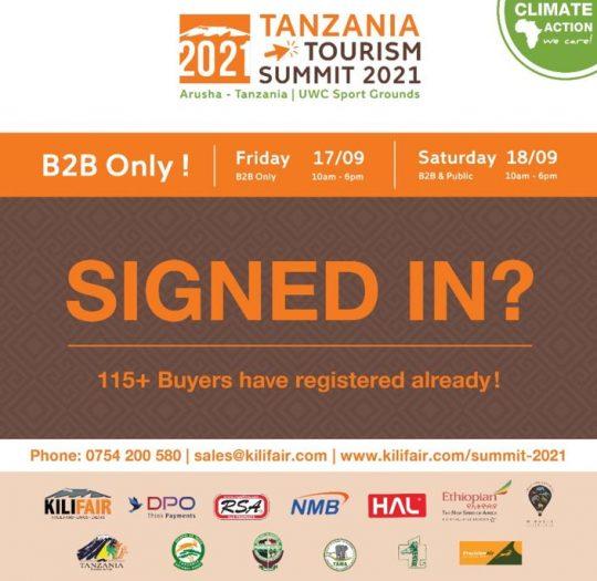Upcoming Tourism Trade Fair in Tanzania - Are You Ready!