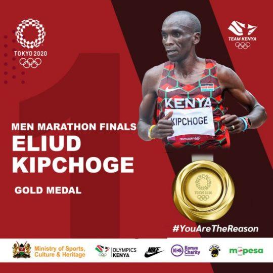 Tokyo Olympics 2020 - Team Kenya