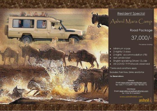 Ashnil Mara Camp - Resident Special
