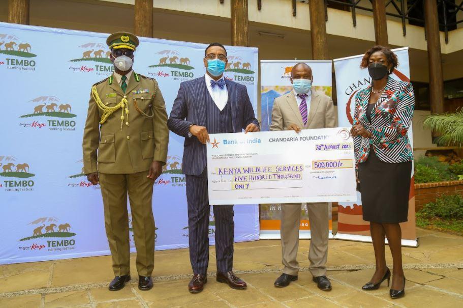 Inaugural Magical Kenya Tembo Naming Festival Receive Boost
